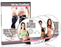 60 Day SlimDown with Lindsay Brin & Moms Into Fitness