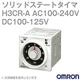 オムロン(OMRON) H3CR-A AC100-240V 50/60HZ DC100-125V (ソリッドステート・タイマ) NN