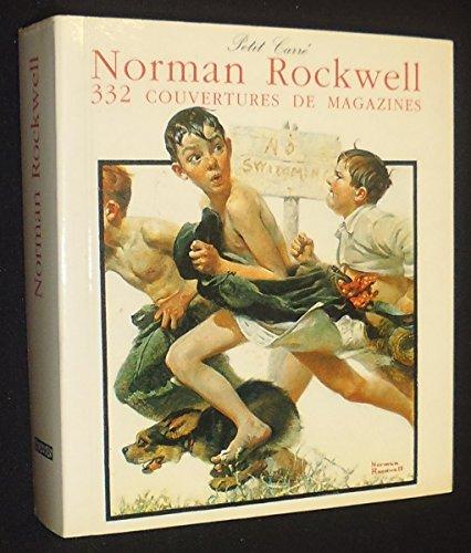 Norman rockwell - 332 couvertures de magazines