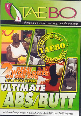 Best of Tae Bo: Ultimate Abs & Butts [DVD]