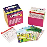 SPARK INNOVATIONS Sequencing Cards for Storytelling and Picture Interpretation Speech Therapy Game, Special Education Materials, Sentence Building, Problem Solving, Improve Language Skills Box #1