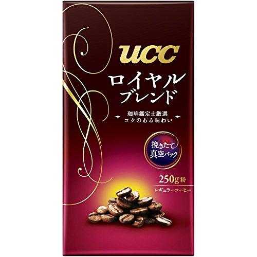 UCC上島珈琲 ロイヤルブレンドVP 1袋(250g)
