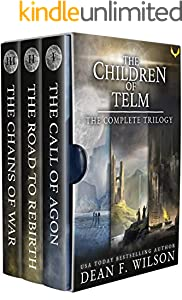 The Children of Telm: The Complete Trilogy (English Edition)
