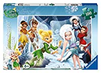 Ravensburger puzzle - disney winter fairies xxl (100pcs) (10722)