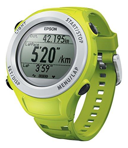 [エプソン リスタブルジーピーエス]EPSON Wristable GPS 腕時計 ランニングウォッチ GPS機能 SF-110G
