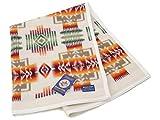 (ペンドルトン) Pendleton ブランケット PENDLETON ZD632-51106 チーフ ジョセフ チャチョ ベビーブランケット IVORY (並行輸入品)の写真