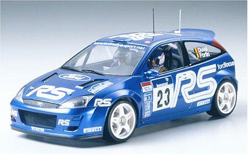 1/24 スポーツカーシリーズ フォード フォーカス RS WRC 02