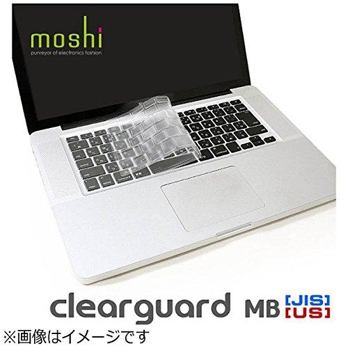 MOSHI キーボードカバー[MacBook Pro/MacBook Air(13インチ)・JIS配列モデル用]Moshi clearguard MB mo2-cld-mbj