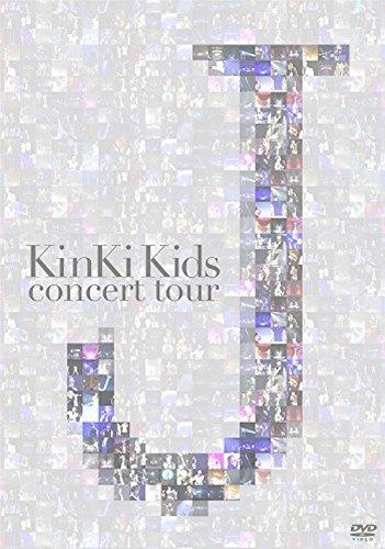 KinKi Kids concert tour J【通常盤】 [DVD]