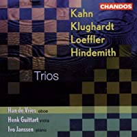 2 Rhapsodies/Trios/Schilflie