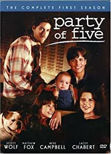 Party of Five: The Complete First Season [DVD] [Import]