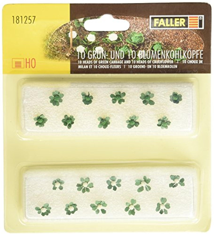 FALLER ファーラー 181257 H0 1/87 植物/プラント/樹木