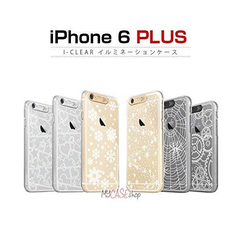 SG iPhone6 Plus i-Clear イルミネーシ...