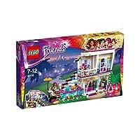 """レゴ (LEGO) フレンズ ポップスター""""リヴィのセレブハウス"""