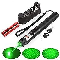 大出力の緑の光が満天の星の懐中電灯の砂盤がビルの会議の教育処を売るのはレーザーのペンを指示します。