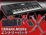 YAMAHA MUSIC PRODUCTION SYNTHESIZER MOXF6 エントリーパック