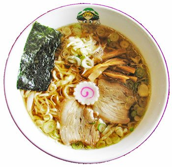 喜多方ラーメン大みなと味平(ちぢれ太麺、醤油スープ) 1箱4食入り(超有名店ご当地ラーメン)