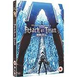 進撃の巨人 Season 3 DVD-BOX1 (エピソード38-49) [UK Import] [NTSC]