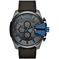 Diesel DZ4500 BLACK STEEL 316 L Man Watch