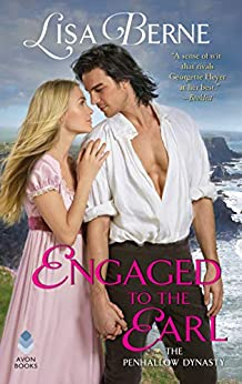 Engaged to the Earl (Penhallow Dynasty Book 4) by [Berne, Lisa]