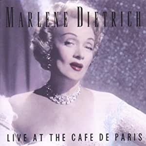Live at Cafe De Paris