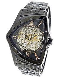 [コグ]COGU 流通限定モデル フルスケルトン 自動巻き 腕時計 BNT-BRG