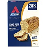 Atkins Low Carb Breadmix, with Protein, 400g