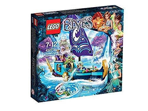 レゴ (LEGO) エルフ ナイダの船の冒険 41073