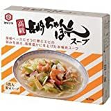【ケース販売】 高級長崎ちゃんぽんスープ(箱形)×10箱