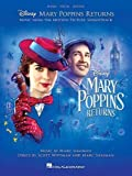 Mary Poppins Returns: Music from the Motion Picture Soundtrack: Piano / Vocal / Guitar 画像