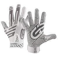Grip Boost G-Force フットボールグローブ ユースおよび大人サイズ L