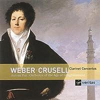 Clarinet Concertos 1 & 2 / Clarinet Concertos 1-3 by Weber (2003-12-05)