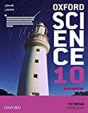 Cover of Oxford Science 10 Victorian Curriculum Student Book + obook assess