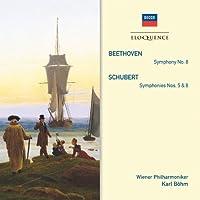 Schubert: Symphony Nos. 5 & 8 / Beethoven: Symphony No. 8 (2011-03-08)