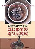 基本から裏ワザまで!はじめての電気窯焼成―日本の陶磁器をさや鉢焼成する