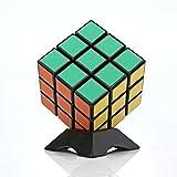 DaTu スピードキューブ ステッカー パズル 世界基準配色 ver.2.0 回転キューブ 競技専用 【6面完成攻略書(LBL法)付属】