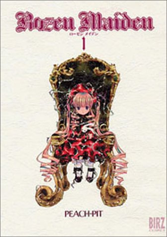 Rozen Maiden 1 (バーズコミックス)の詳細を見る