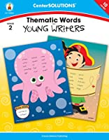Thematic Words for Young Writers (Centersolutions Tear-Away Books)