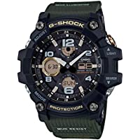 G-Shock Master of G Mudmaster Series Solar Power Mens Watch GSG100-1A3