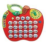 VTech Alphabet Apple (Frustration Free Packaging)