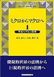 ミクロからマクロへ〈1〉界面モデルの数理 (シュプリンガー現代数学シリーズ)