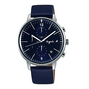 agnes b. アニエスベー べーシック ペア クロノグラフ 【国内正規品】 腕時計 メンズ FCRT973