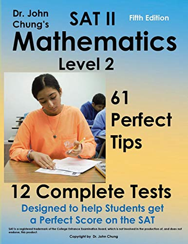 Download SAT II  Mathmatics level 2: Designed to get a perfect score on the exam. 1523381531