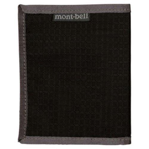 モンベル(mont‐bell) スリムワレット ブラック BK