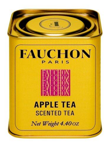 FAUCHON 紅茶アップル(缶入り) 125g