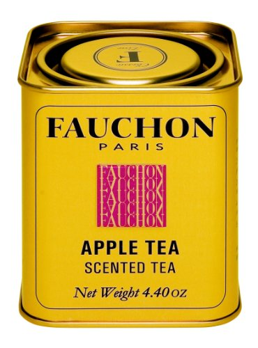 FAUCHON(フォション)『紅茶アップル(缶入り)』