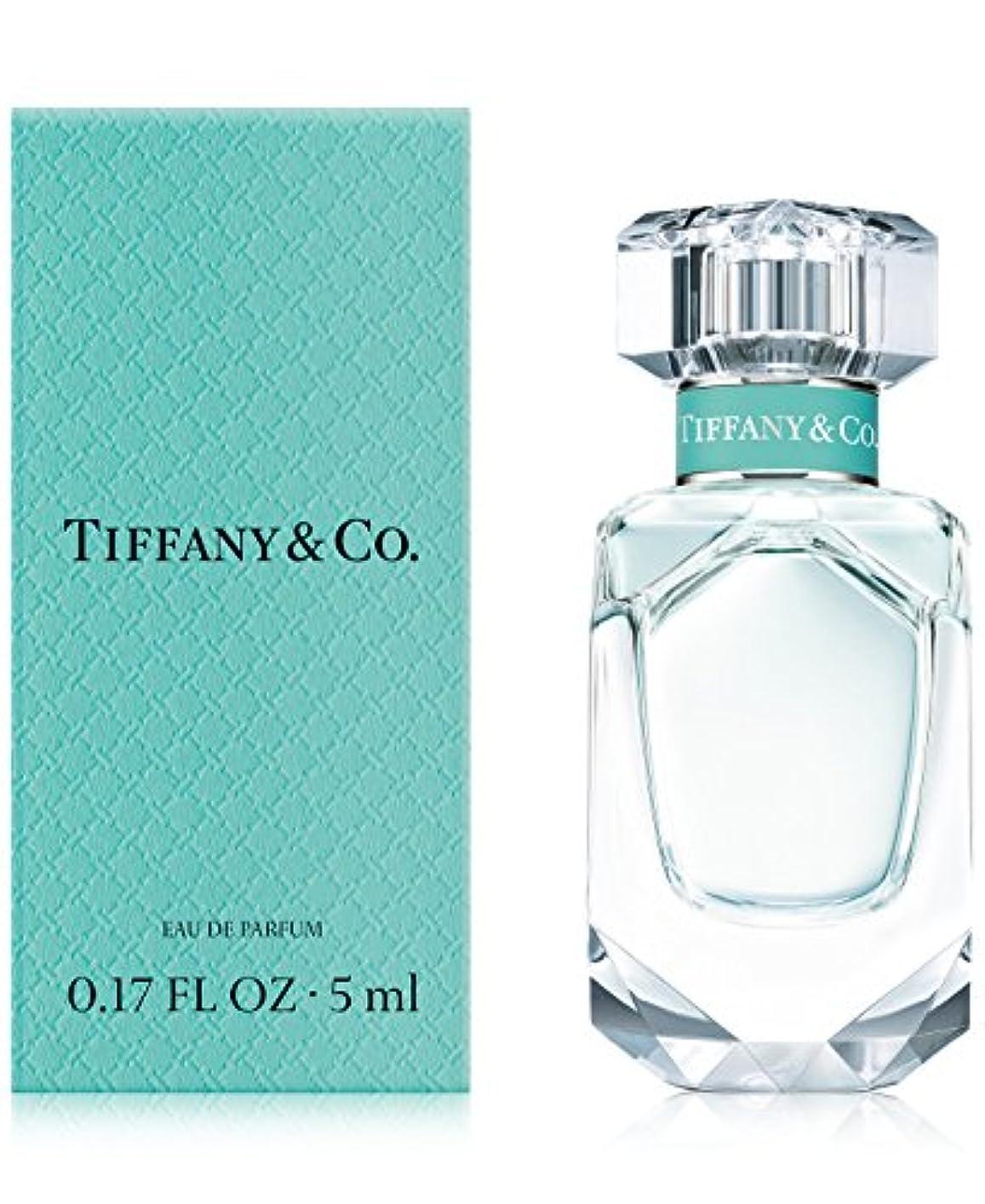 細心の上がる性能Tiffany&Co. ティファニー 香水 オードパルファム 5ml ミニサイズ