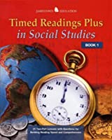 Timed Readings Plus in Social Studies: Book 3