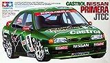 タミヤ 1/24 カストロールプリメーラJTCC (1/24 スポーツカー:24142)