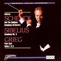 Symphony 5 / Peer Gynt Suites 1 & 2